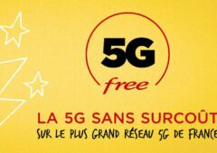 free mobile forfait 5g