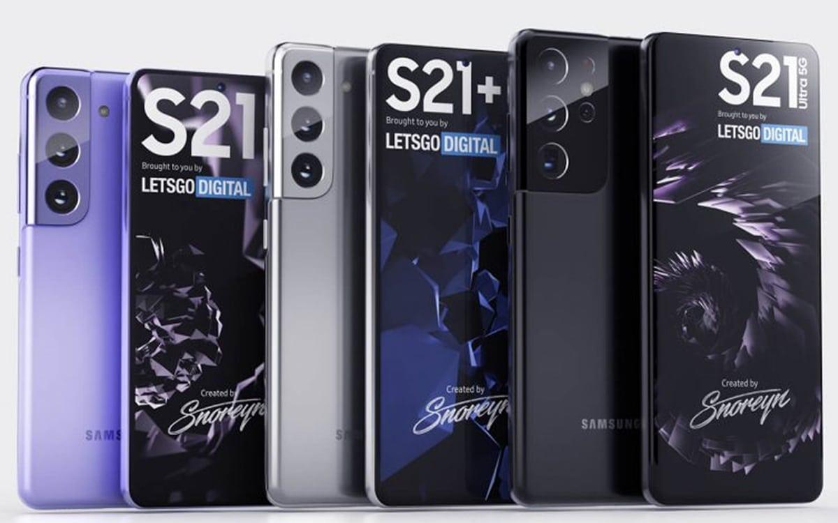 galaxy s21 ultra plus design