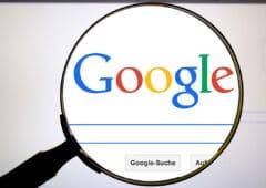 google recherche top 2020