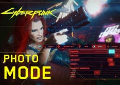 mode photo cyberpunk 2077