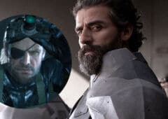 oscar isaac metal gear solid film solid snake