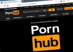 pornhub accusé vidéos pédopornographiques