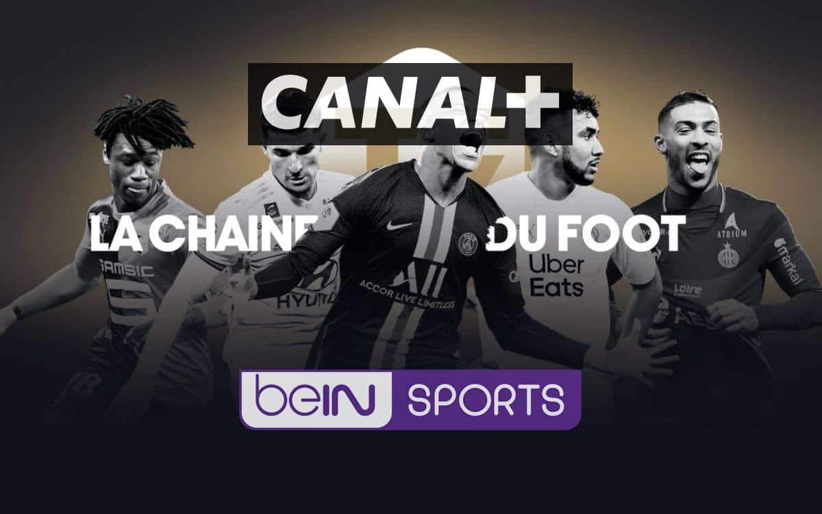Téléfoot disparait au profit de Canal+ et BeIN Sports