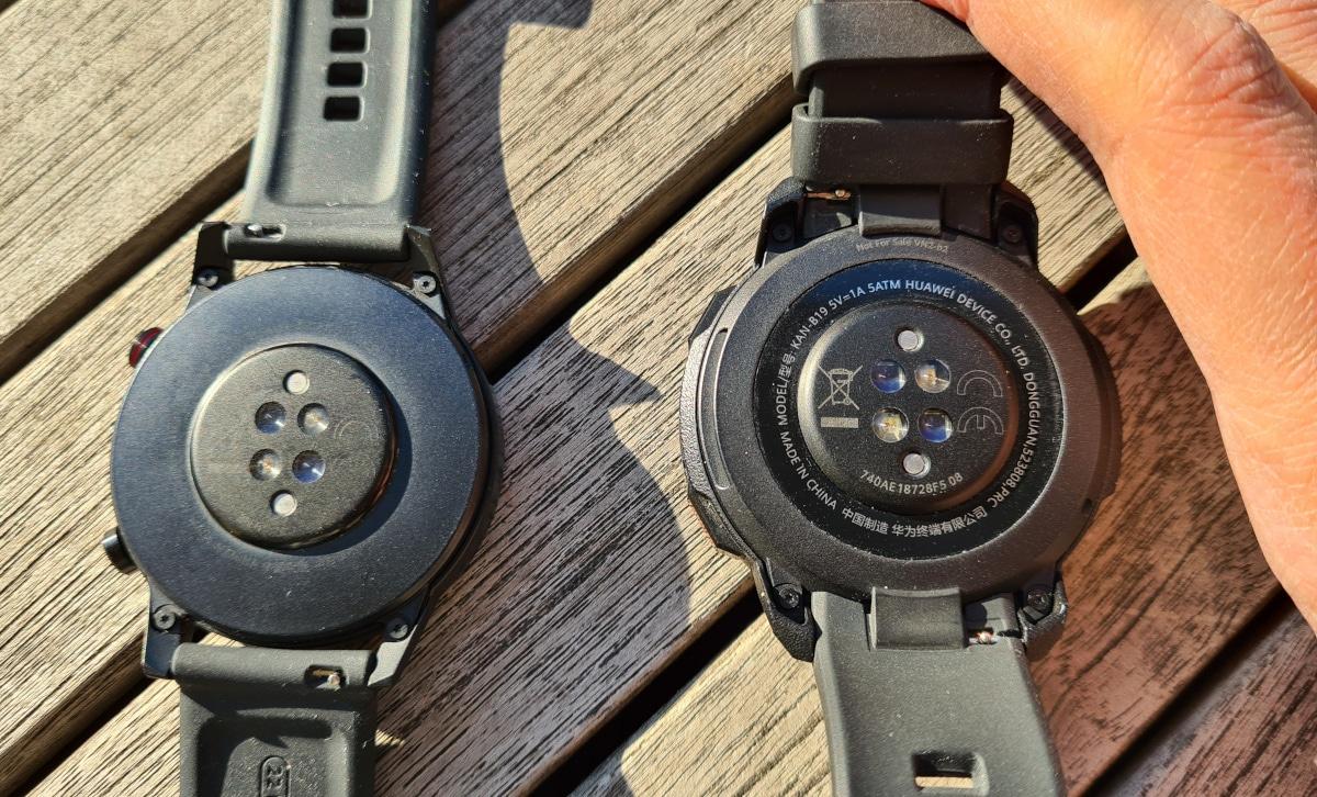 test honor watch gs pro sensor 1