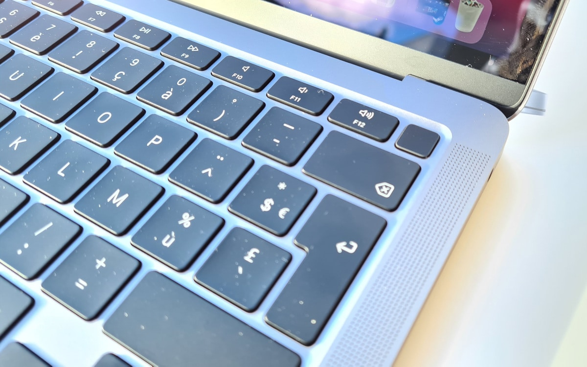 macbook air m1 keyboard test 2