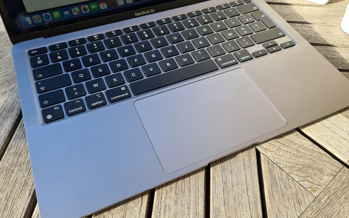 macbook air m1 keyboard test 3