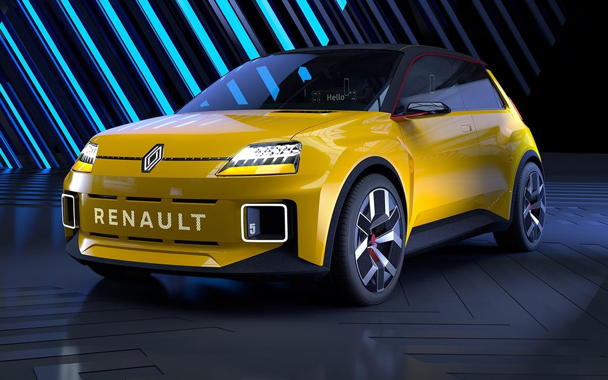 Renault 5 Electric prototype