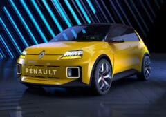 Renault 5 Prototype electrique
