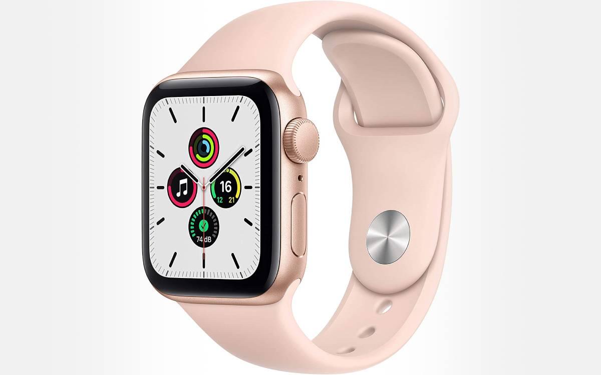 Apple Watch SE en soldes