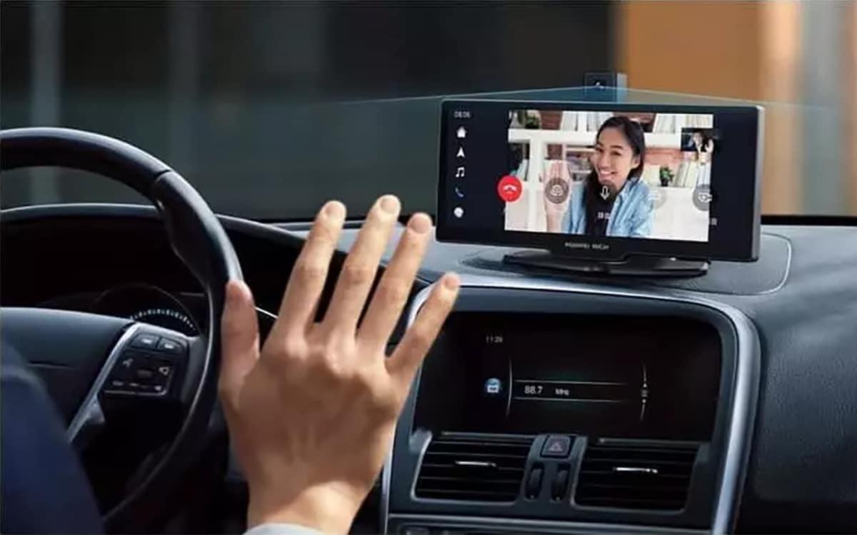 Huawei Smart Screen Car