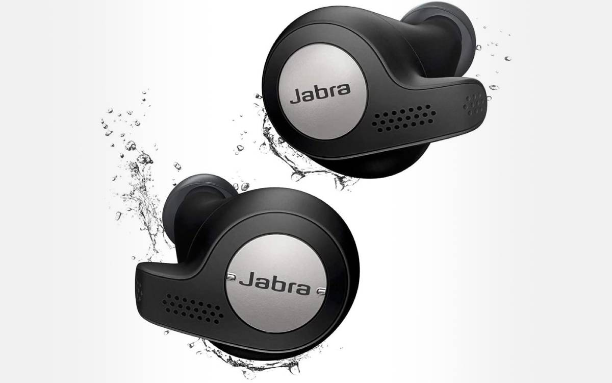 Jabra Elite Active 65t headphones on sale