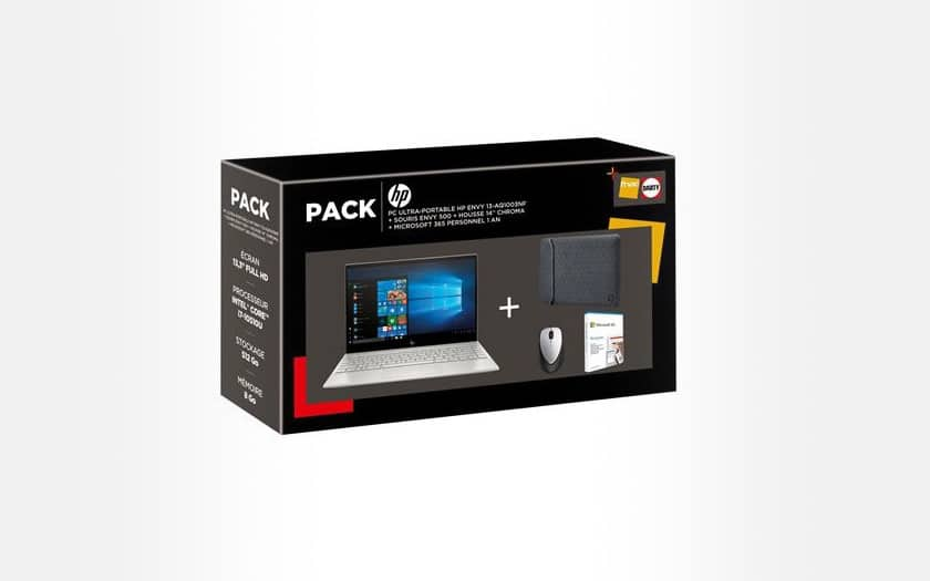Pack-PC-Ultra-Portable-HP-ENVY-13-aq1003nf-