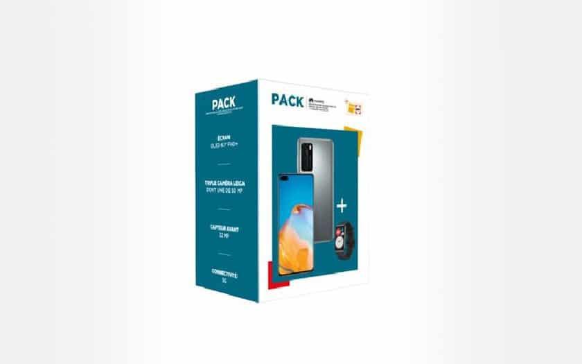 Pack Huawei P40