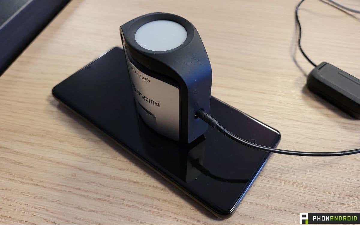 Samsung Galaxy S21 Ultra sonde