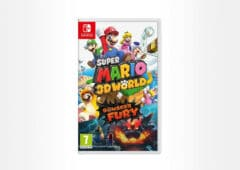 Super Mario 3D World + Bowsers Fury meilleur prix