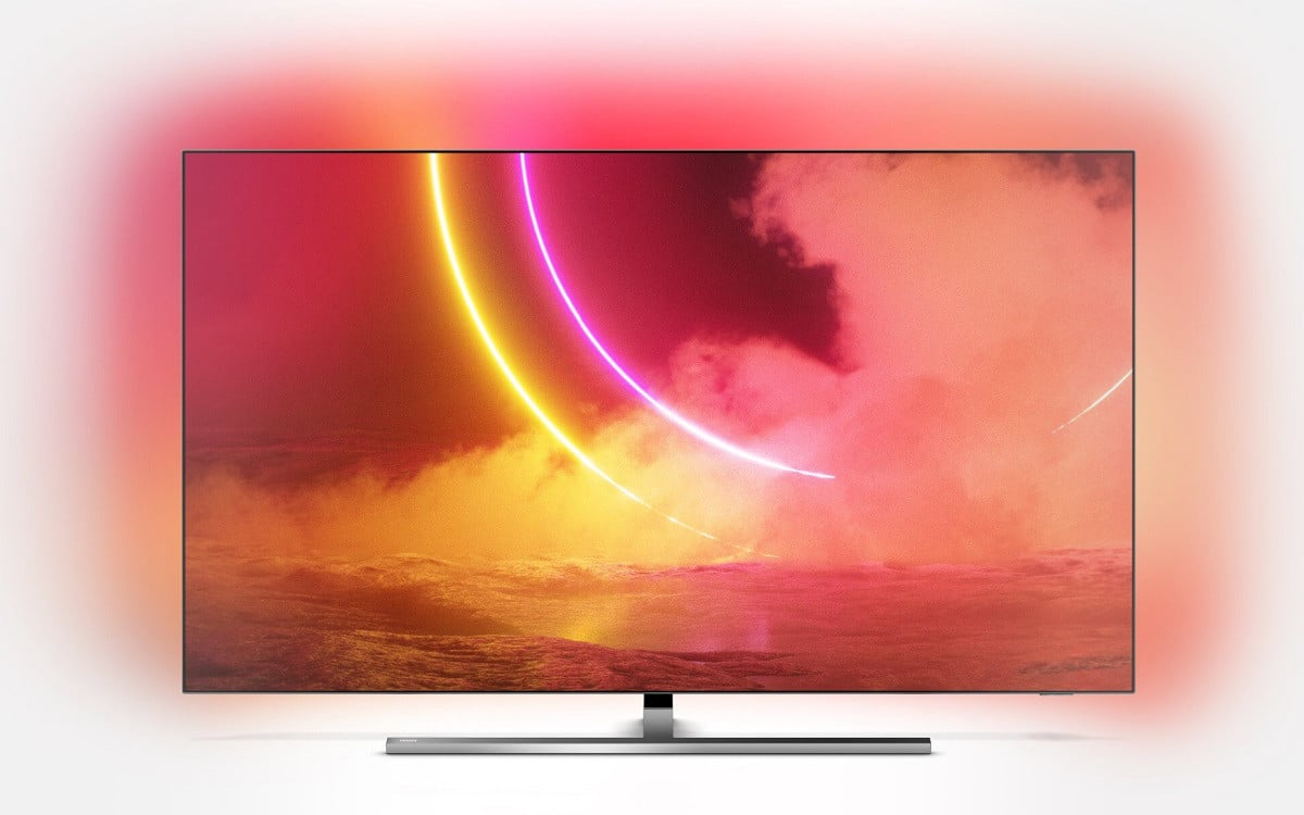 TV Philips 55OLED855