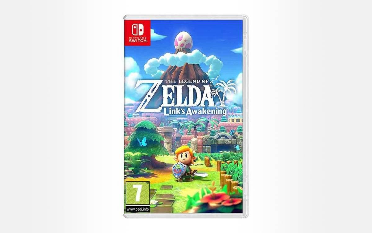 Zelda Link's Awakening sur Switch