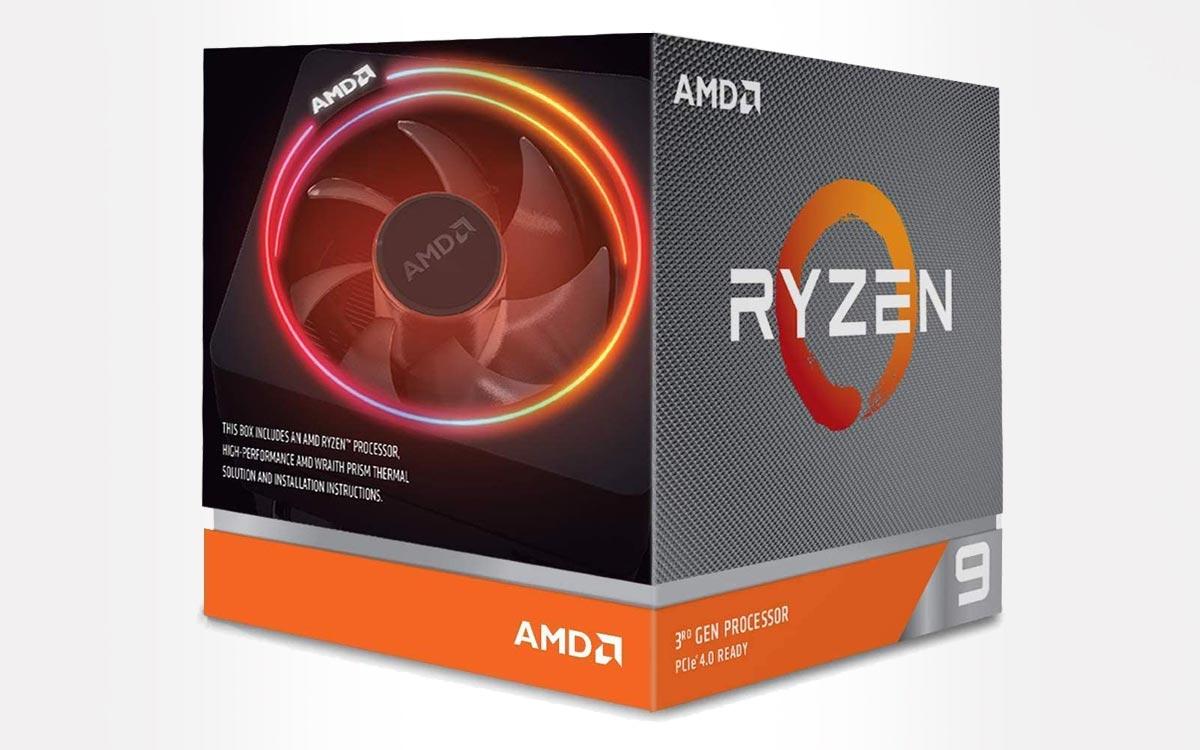 Amd- Ryzen 9 3900x
