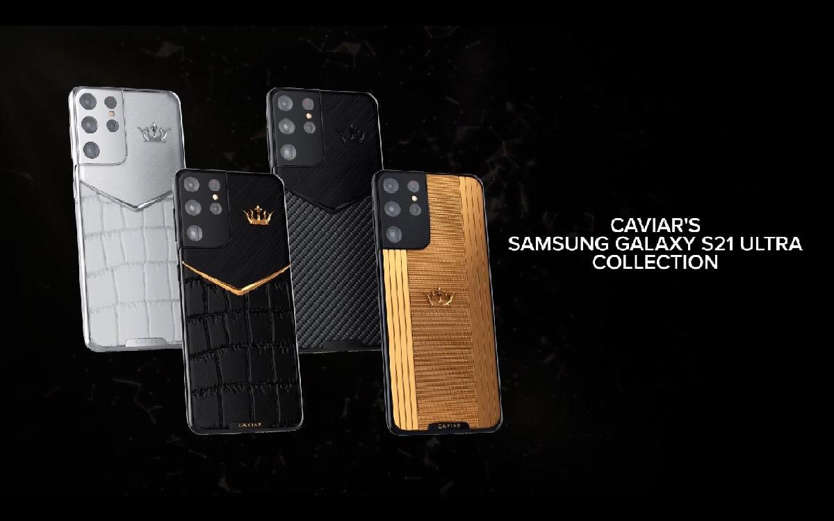 Caviar x Galaxy S21