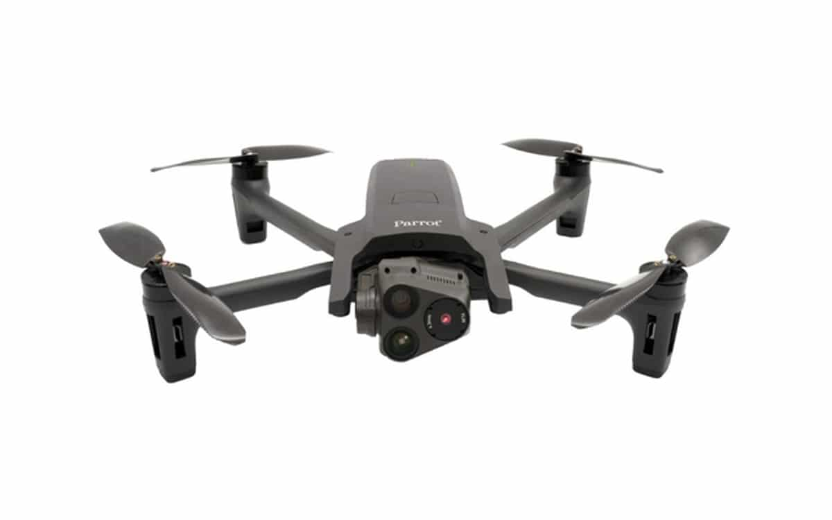 drone parrot armee