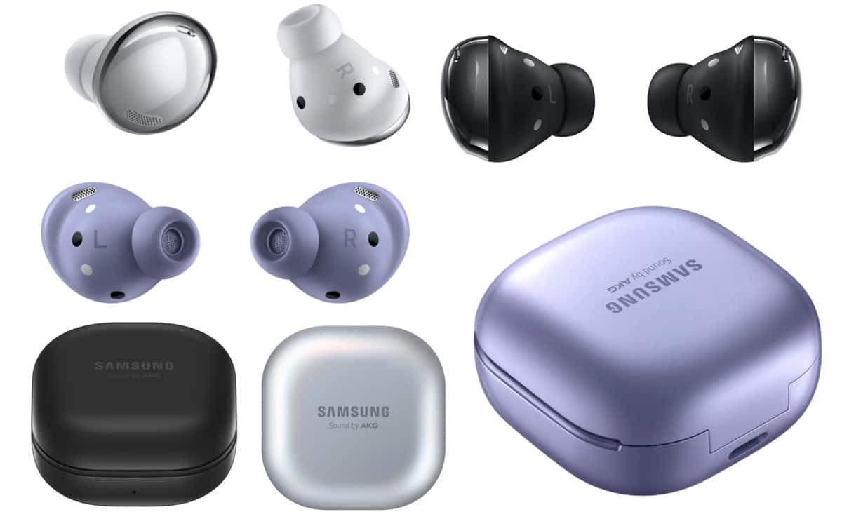 galaxy buds pro écouteurs déjà vente