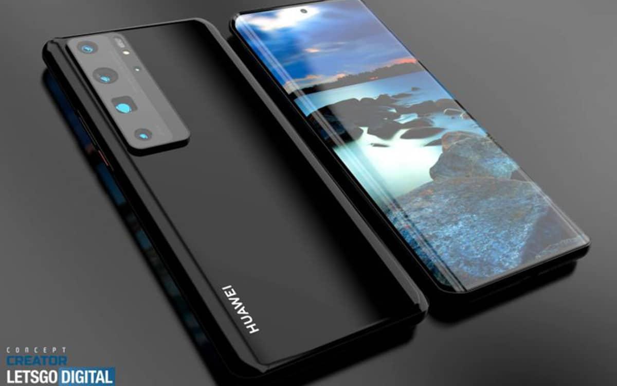 huawei p50 écran 120hz zoom200x recharge rapide 66W