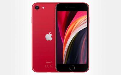 iPhone SE en soldes