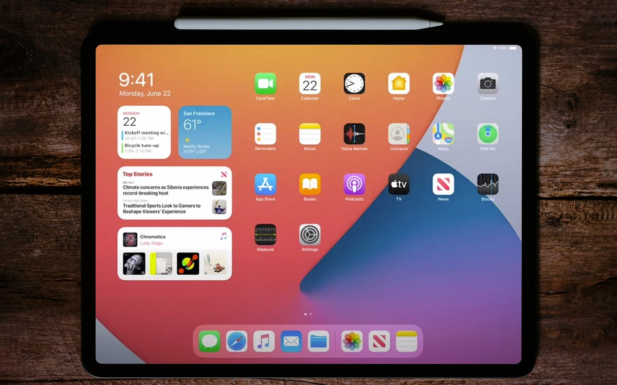 iPad Pro 2021 mini LED