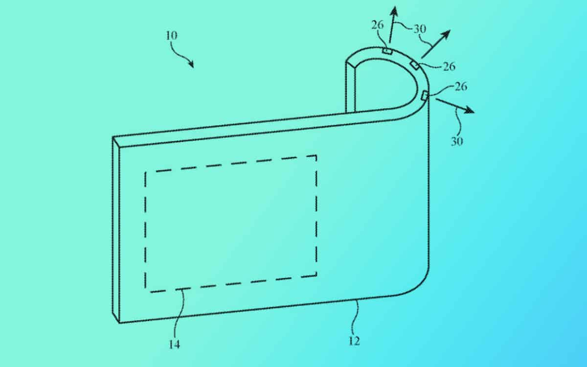 iphone pliable appareil photo - Foldable iPhone: an Apple patent unveils the camera - phonandroid