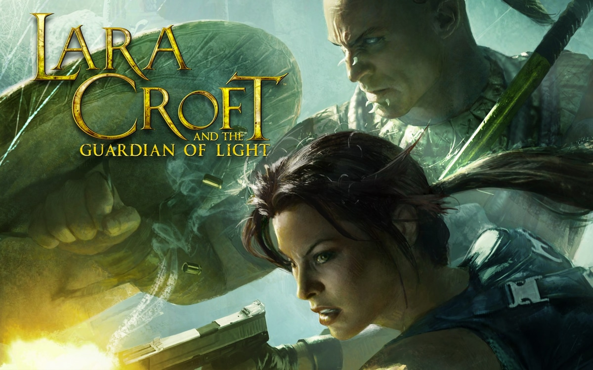 Lara Croft and the Guardian of Light Stadia