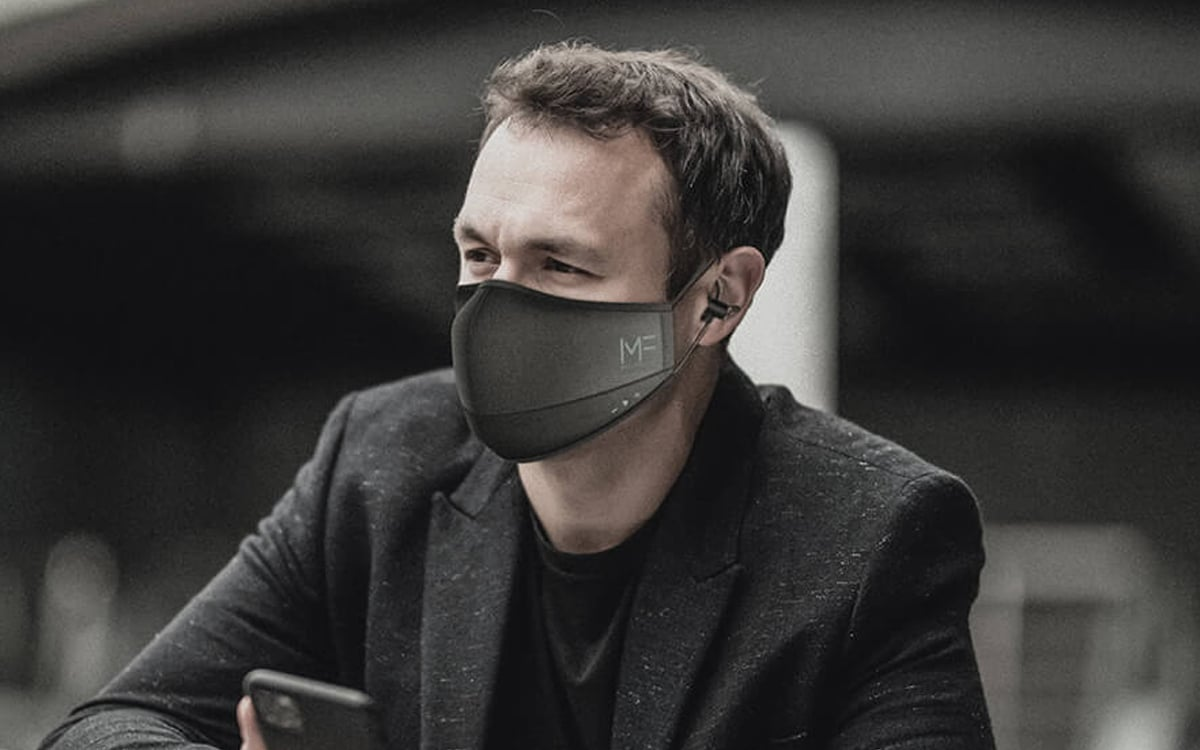 maskfone masque bluetooth ces 2021