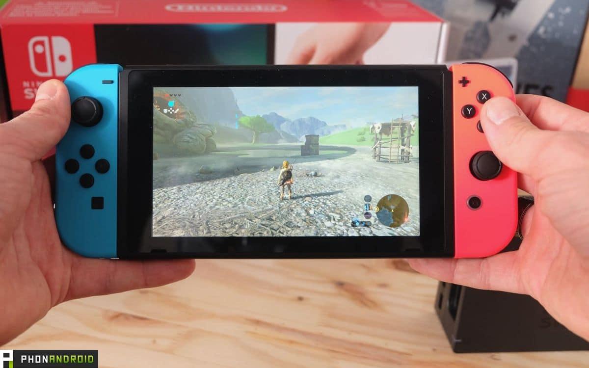 Nintendo Switch : top 10 des meilleurs jeux en 2021