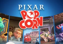 pixar popcorn disney week end