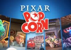 pixar popcorn disney week end