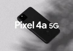pixel 4a 5g bug ecran