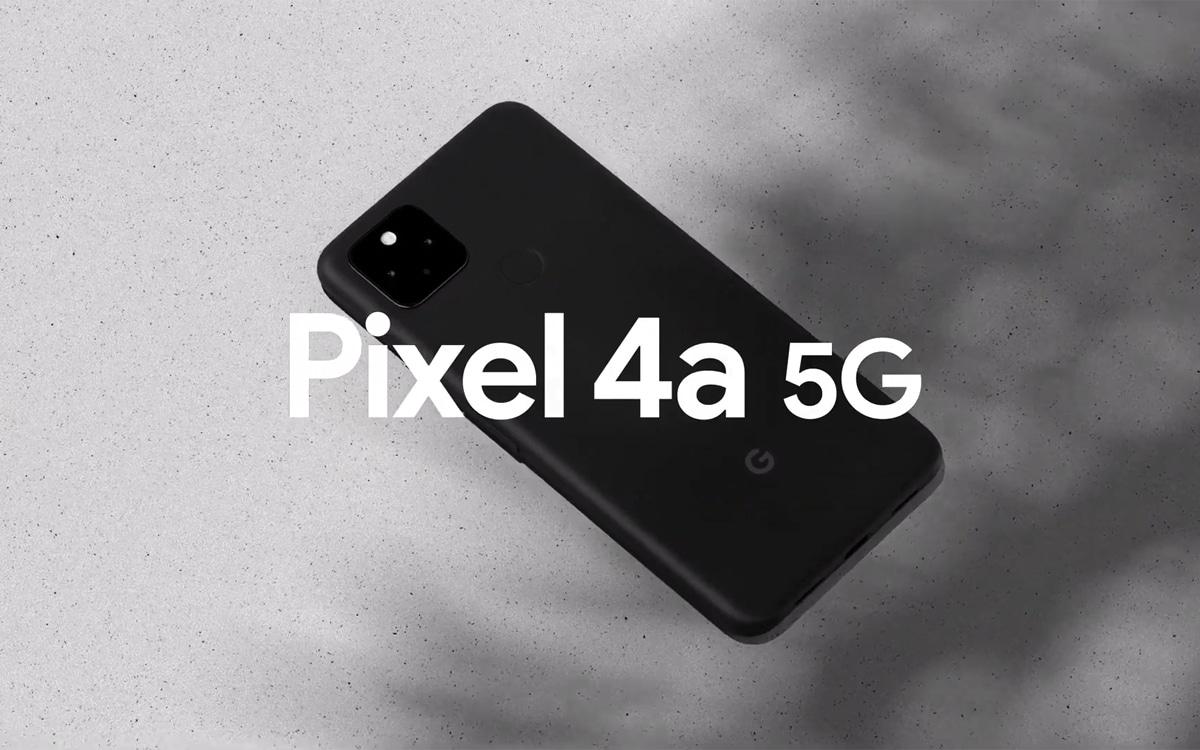 pixel 4a 5g bug