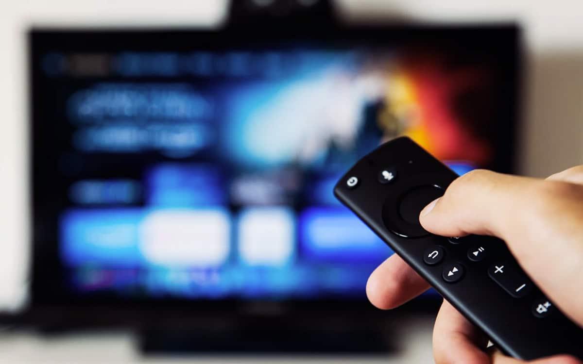 Amazon Prime Vidéo sur la télévision
