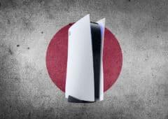 ps5 japon popularite