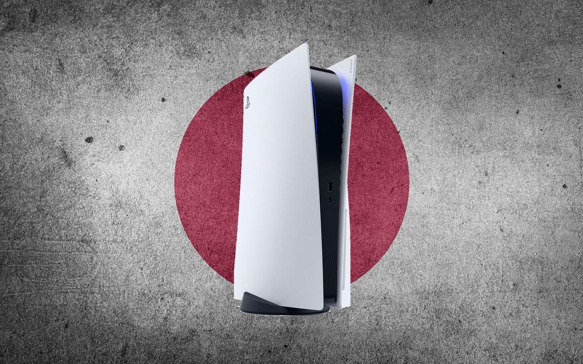ps5 japon