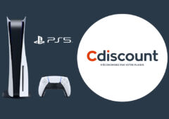 ps5 reappro cdiscount