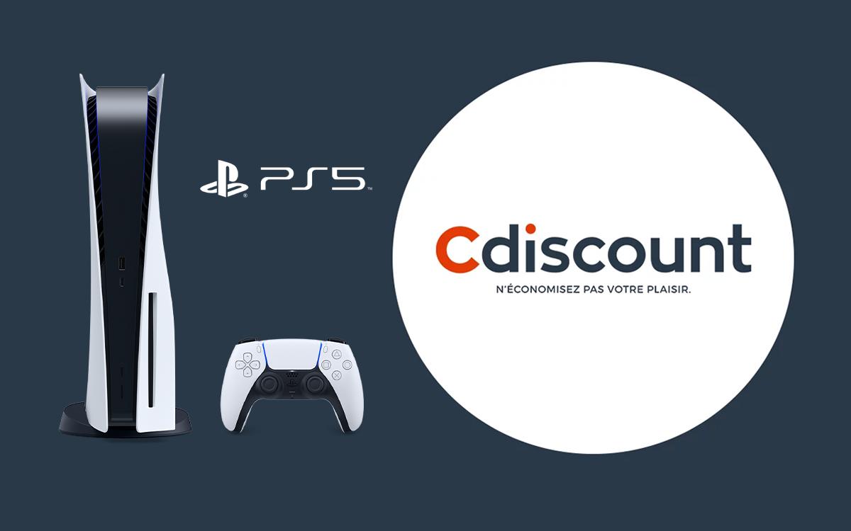 cdiscount ps5