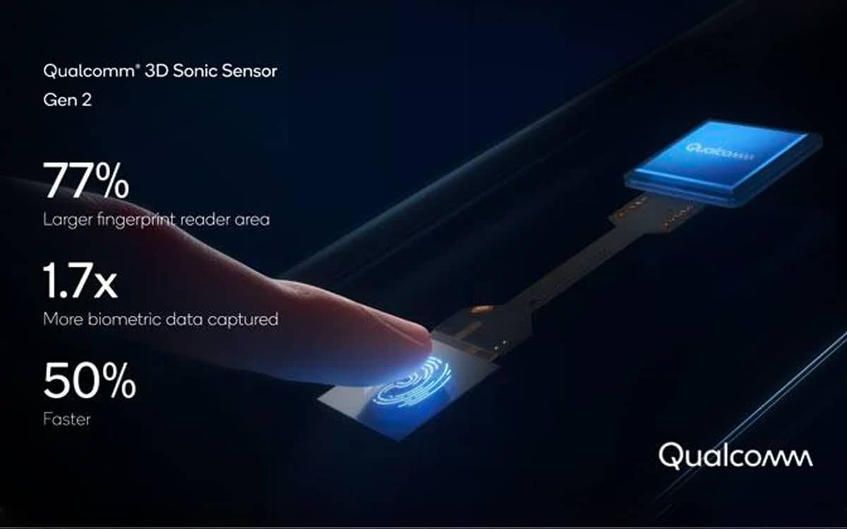 Qualcomm 3D Sonic Gen2