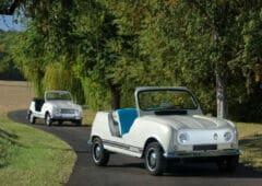 2019   Renault 4L e Plein Air Concept