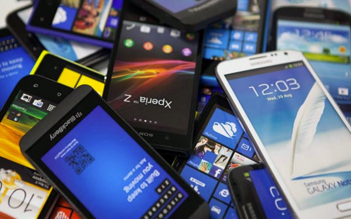 Smartphones Reconditionnés Occasion
