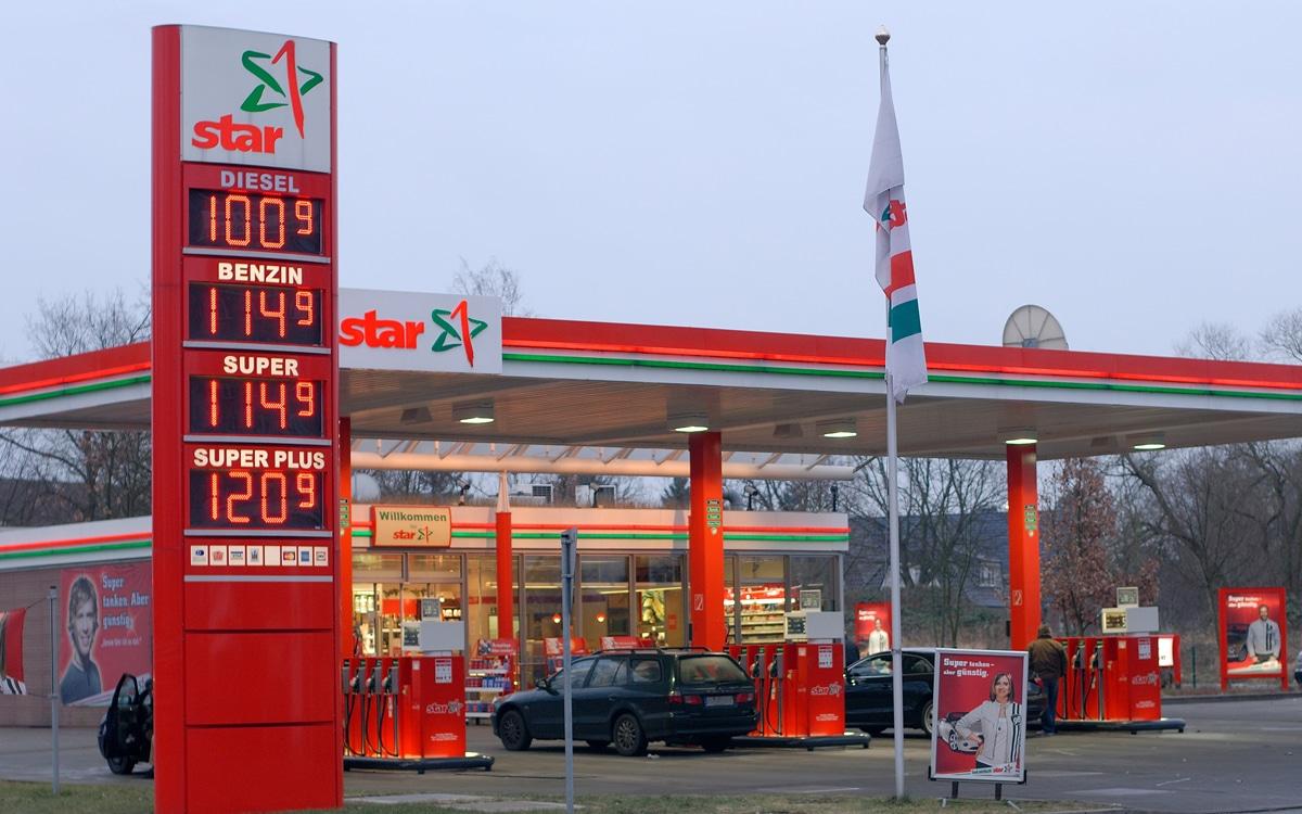 stations service afficher électricité prix km