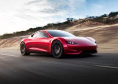 tesla roadster production 2022