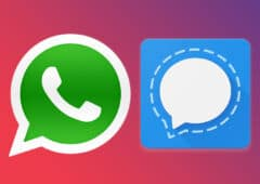 whatsapp signal comment choisir application messagerie