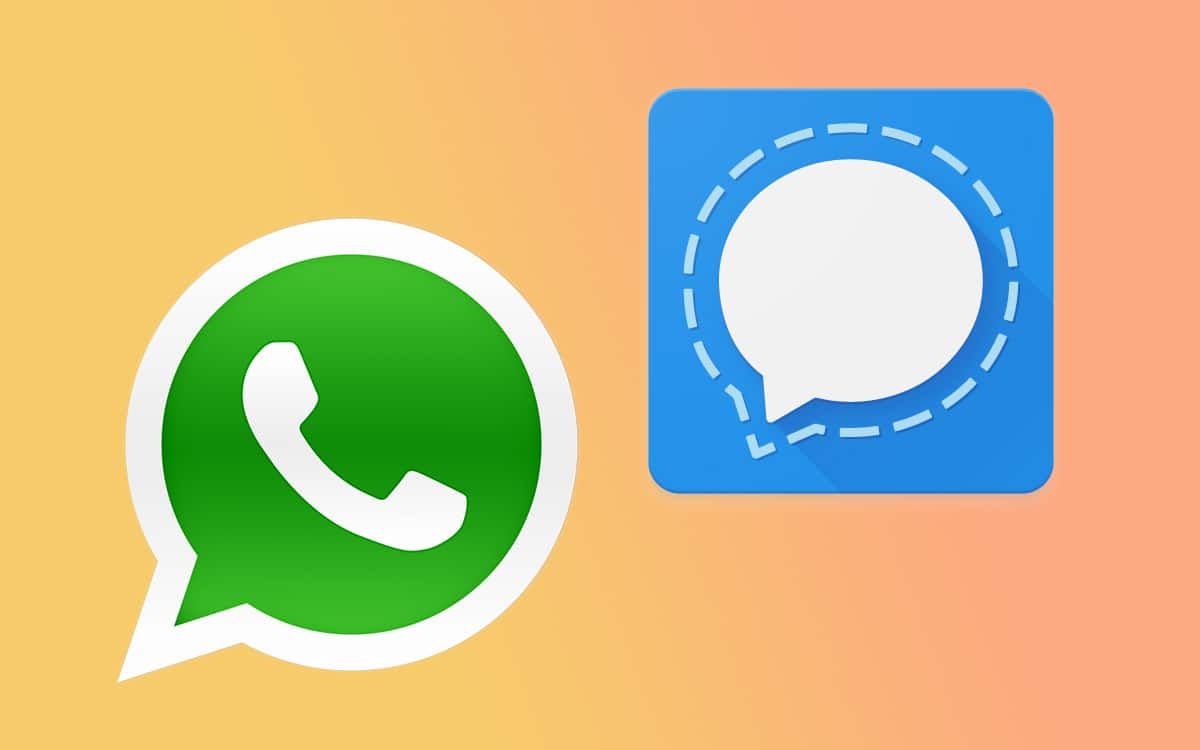 whatsapp signal migrer