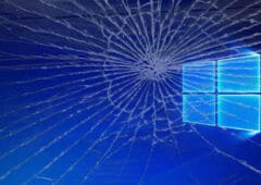 windows 10 faille corruption disque dur