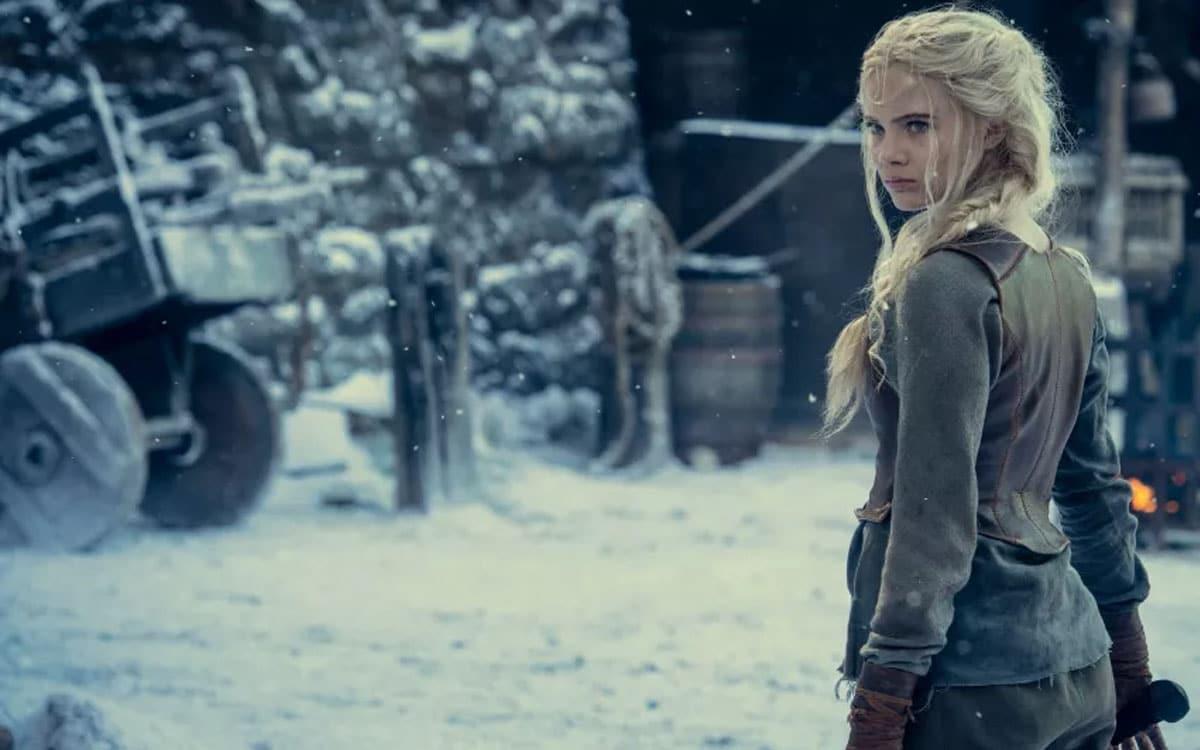 The Witcher saison 2 Ciri